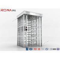 Buy cheap Semi Automatic Security Speed Access Control Barriers Gate 20 ~30 Persons / Minute product