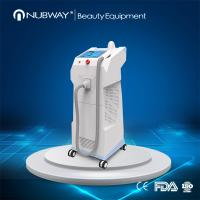 Buy cheap 808 nm Diode Underarm Laser Hair Removal Machine With Big Spot , Headpiece Cooling product