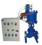 Buy cheap Pneumatic Pressure shut-off valve / cut-off valve cast steel Non-rising stem WCB gate valve pn16 from wholesalers