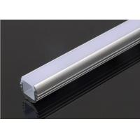 Buy cheap Round Aluminum Square Tubing , Aluminium Housing For LED Strip Lights2m Length from wholesalers