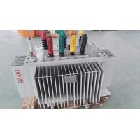 Buy cheap 35kV Three Phase Power Transformer S11 / 13 SZ11 With Toroidal Coil Structure from wholesalers