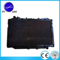 China Toyota Landcruiser 80 Series Radiator / Copper Core Radiator on sale