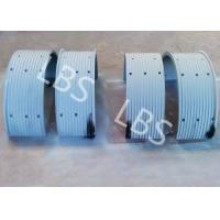 Steel Wire Rope Winch Drum Lebus Grooving For Lifting Machinery