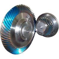Buy cheap Grinding Spiral Bevel Gear of Hard Face from wholesalers