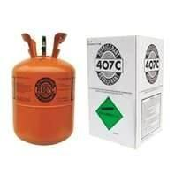 Buy cheap R407C  Odorless 99.8% Purity Air Conditioning Refrigerants  for positive displacement from wholesalers