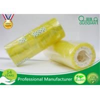 Buy cheap Water Based Box Wrapping BOPP Stationery Tape for Parcel Wrapping from wholesalers