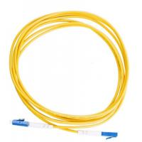 Buy cheap LC APC FC UPC Fiber Optic Patch Cord Optical Fiber Jumper High Return Loss from wholesalers