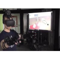 Buy cheap Action Capture Virtual Reality Gloves , Motion Sensor Gloves Real Time from wholesalers
