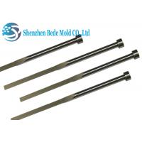 Buy cheap Industrial Injection Mold Ejector Pins Non Standard Hard Breaking Ejector Blade from wholesalers