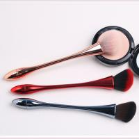 Buy cheap Professional Face Blender Brush Synthetic Hair / Wool Head Ultra Soft from wholesalers