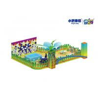 Buy cheap Preschool Indoor Baby Play Equipment , Kids Play Area Equipment For Teaching from wholesalers