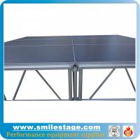 Buy cheap Hotel Use Monile Stage Event Stage Design from wholesalers