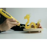 Buy cheap Painting Children Three D Printing Pen With SLA Tech And Colorful Ink product