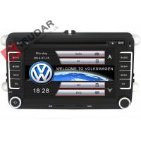 Buy cheap 7 Inch Double Din Head Unit VW Car DVD Player For Volkswagen Jetta 2005-2013 product