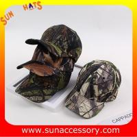 Buy cheap QF17010  Sun Accessory customized jungle baseball caps and hats  ,caps in stock MOQ only 3 pcs from wholesalers