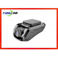 Buy cheap Small Size 4G Wireless 1080P GPS Tracking Dash Cam With Night Vision Black Color product