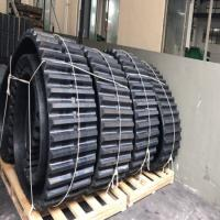 Buy cheap Rubber Track Rubber Crawler  (800*150*68) for Ld1000 (MITSUBISHI) Dumper from wholesalers
