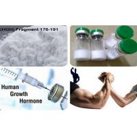 Buy cheap Bodybuilding Growth Hormone Peptides HGH Fragment 176-191 CAS 221231-10-3 from Wholesalers