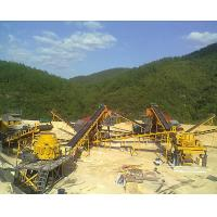 Buy cheap Stone Crushing Plant Stone Crusher Machine Manufactures from wholesalers