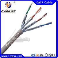 Buy cheap Cat6a Cable /Professional Modern Data Communication Cables To Specification product