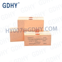 China High Voltage 200KVAR Low ESL Conduction Cooled Capacitor on sale