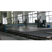 Buy cheap High Speed CNC Plasma Cutting Systems for H-beam Production , 200mm Thickness from wholesalers