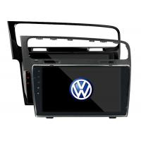 Buy cheap VW GOLF 7 2013-2015 Android 9.0 Stereo Radio Black or Grey Player WIFI 3G/4G GPS Support OBD Carplay VWM-1017GDA(No DVD) from wholesalers
