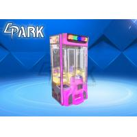 Buy cheap Shopping Mall Crane Game Machine / Super Box 3 Scratch Gift Claw Vending Machine from wholesalers