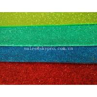 Buy cheap 2mm Colorful Glitter EVA Foam Sheet for Kids Craft with Any Sizes Ethylene Vinyl Acetate Sheet from wholesalers