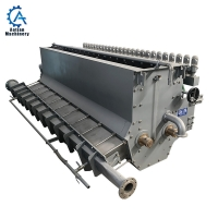 Buy cheap Paper Mill Equipments Dilution Hydraulic Jet width 4500mm Open Type Headbox from wholesalers