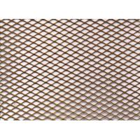 Buy cheap Hexagonal Decorative Woven Wire Mesh 304 316 316L , Aperture 1mm / 2mm from wholesalers
