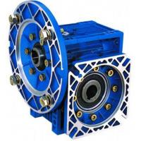 Buy cheap 0.06kw - 7.5kw RV Series Speed Reduction Gearbox NMRV..F BL Worm Shaft Reducer product