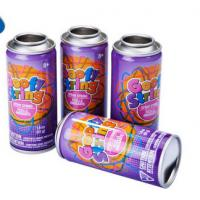 Buy cheap Empty Tin Plate Aerosol Body Spray Can , Refillable Compressed Air Can from wholesalers