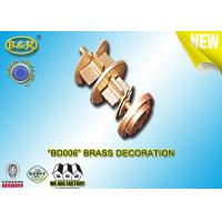Buy cheap BD006 Brass Tombstone Decoration Use Lid Cap Cache - Vis Material Copper Alloy from wholesalers