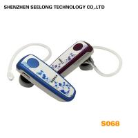 Buy cheap Ear Hook Stereo Mono Bluetooth Headset Beautiful For Smart Phones from wholesalers
