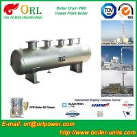 Buy cheap Low Pressure Alloy steel drum Boiler Mud Drum TUV with 10~1000ton from wholesalers