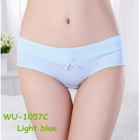 Buy cheap Women Briefs ,Beautiful Bowknot New Design Girls Briefs Underwear  Fashion cotton panties from wholesalers