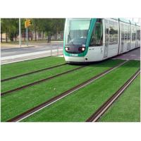 Multifunctional Landscaping Artificial Grass 30mm Natural Looking For Airports