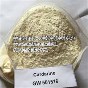Buy cheap High Purity Anabolic Sarms CAS 317318-70-0 Gw -501516 Cardarine product