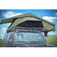 Buy cheap Tear Resistant Pop Up Vehicle Tent With 2M Extendable Aluminum Ladder product