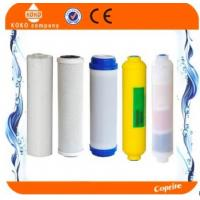 Buy cheap 10 Inch Disposable T33 Activated Carbon Water Filter Cartridge For RO System from wholesalers