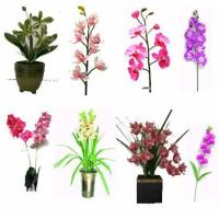 China Artificial Orchid Flower on sale