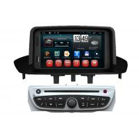 Buy cheap Android 4.4 OS GPS Radio Tv Double Din Car DVD Player For  Megane 2014 from wholesalers