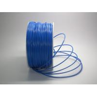 Buy cheap 3D Printer Blue Filament ABS, Dia 1.75mm 3D Printer Filament Material for test sample from wholesalers