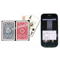 Buy cheap Waterproof Kem Arrow Plastic Playing Cards for Poker Predictor Cheating Poker Cards from wholesalers