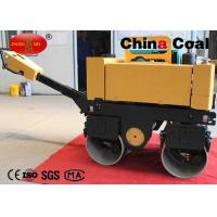 Buy cheap Diesel 90N Drive Road Construction Machinery Small Double Drum Roller Vibrator from wholesalers