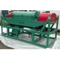 Buy cheap 450mm x 1000mm  high speed solid control drilling fluid centrifuge with long service life from wholesalers