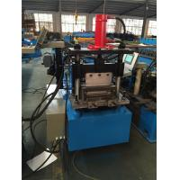 Buy cheap Blue Ceiling Sheet Metal Roll Forming Machines Australia Standard Fencing Frame from wholesalers