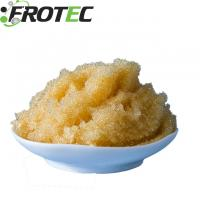 Buy cheap Purolite C100E sodium ion exchange softening resin water softener hardness lowered food from wholesalers