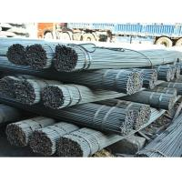 Buy cheap Reinforced Concrete Structure Deformed Steel Bar GR460 , customized round steel bar from wholesalers
